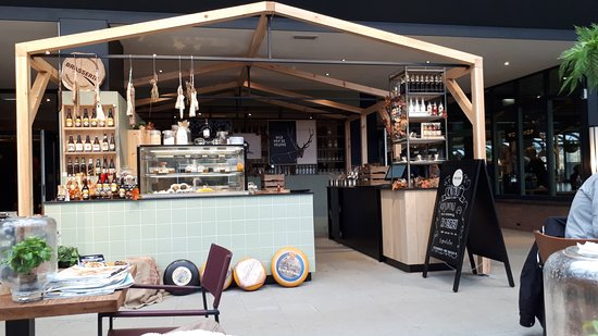 Hoenderloo, Paesi Bassi: Een deel van de Brasserie