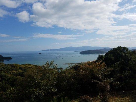 Michi No Eki Ippommatsu Observation Deck Garden