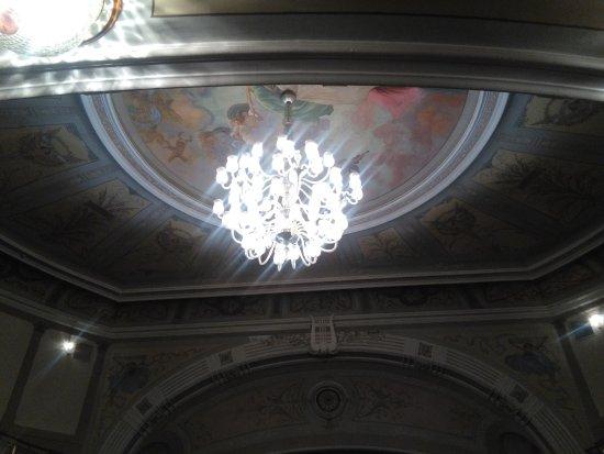 Teatro Sociale di Rovigo: Particolari del Teatro