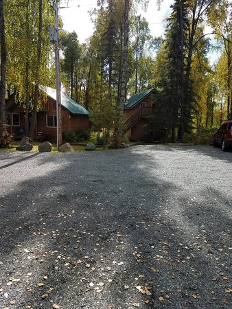 Soldotna, AK: 2 guest cabins