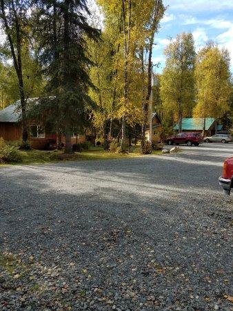 Soldotna, AK: guestt cabins