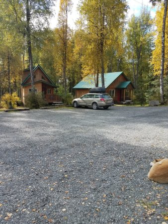 Soldotna, AK: guest cabins