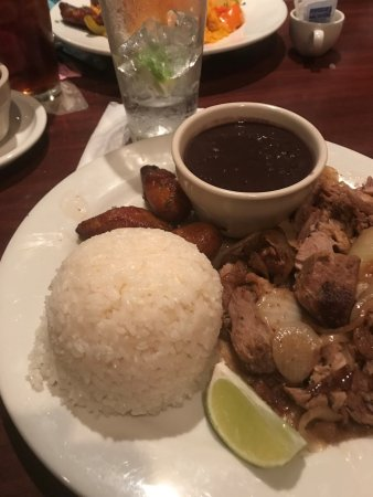 Padrino's Cuban Cuisine: Lechon Asado