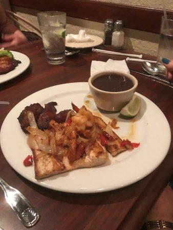 Padrino's Cuban Cuisine: Mahi-Mahi Special