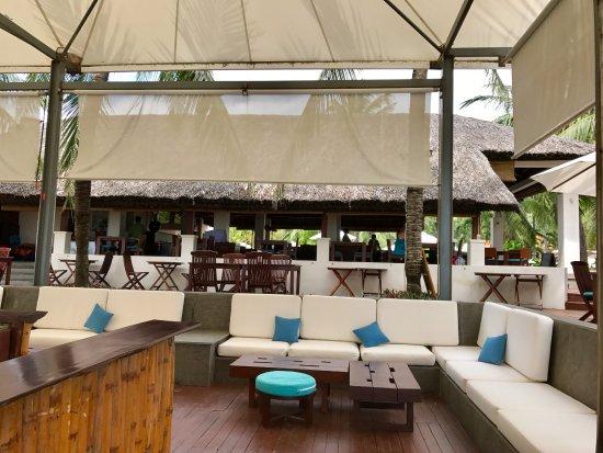 Blue Ocean Resort: Ресторан
