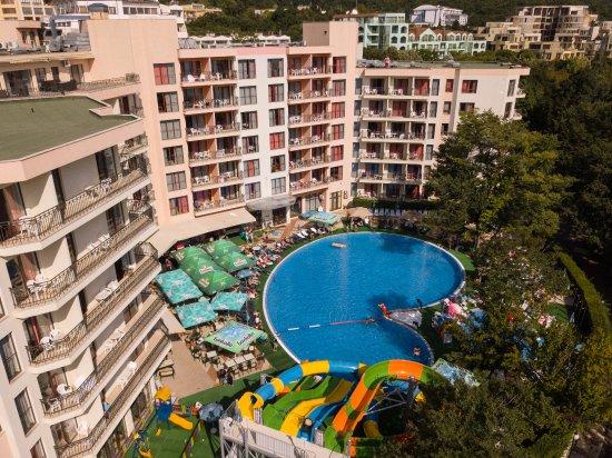 Prestige Aqua Park Hotel Varna