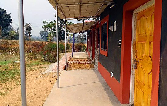 Entrance - Picture of Bon Polashi Eco Hut, Purulia - Tripadvisor