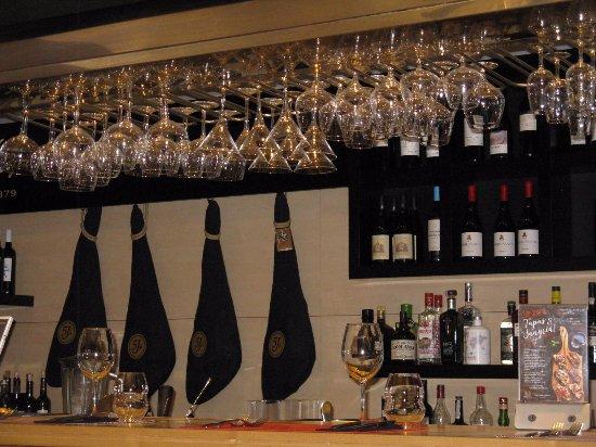 Hotel da Musica : in the hotel restaurant