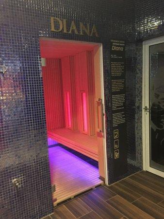 Rimske Toplice, Eslovenia: saune