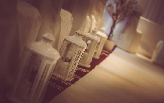 Roscommon, Irland: The Magical Decor at a Wedding in our Fortfield Suite