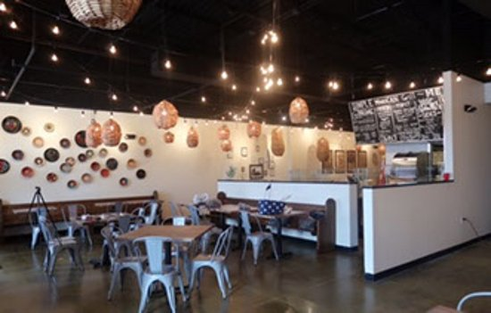 Parrish, ฟลอริด้า: Fast casual Mexican dining in a family-friendly atomsphere.