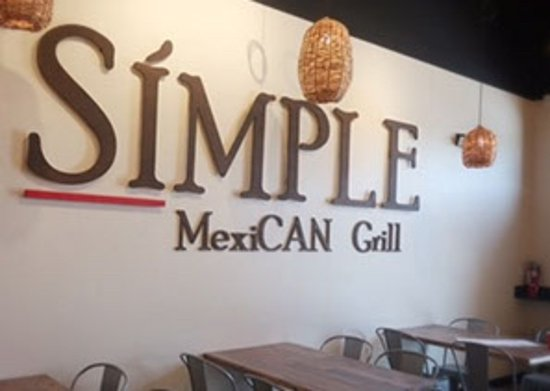 Parrish, Floryda: Símple Mexican Grill. Simply fast. Simply fresh. Símple Mex!