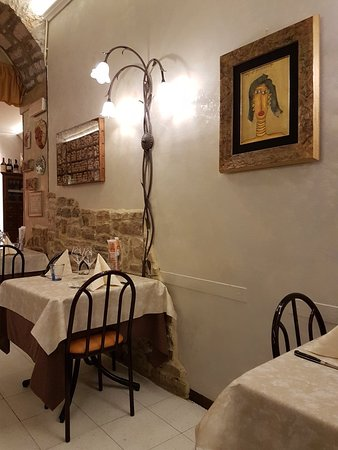 Gualdo Tadino, Ιταλία: Solo una vista del locale..