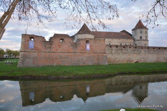 Фэгэраш, Румыния: Fagaras fortress