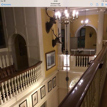Guisborough, UK: Staircase