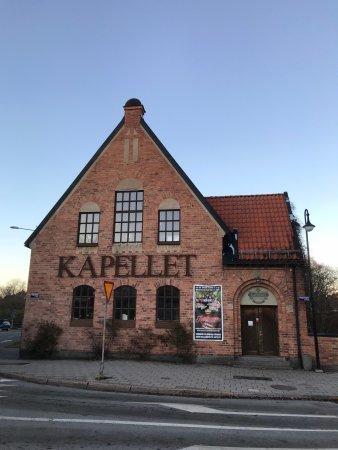 Norrtalje, Sweden: Kapellet - Norrtäljes restaurang, bar och teater