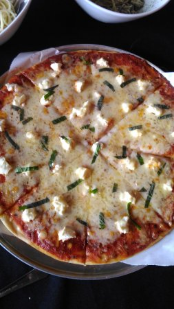 Pampanga Province, Philippines: 4 Cheese Pizza