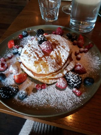 Oostburg, Países Bajos: American pancakes