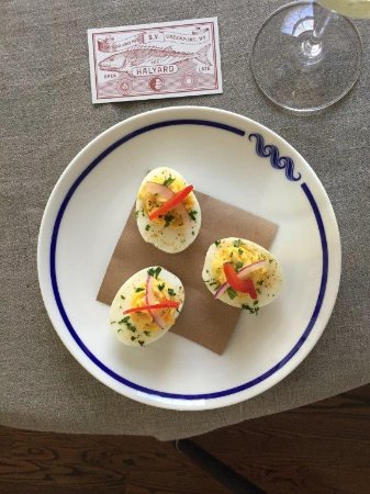 Greenport, NY: Nibbles that entice
