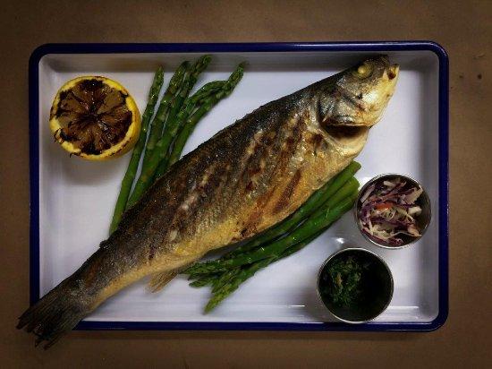 Greenport, NY: Fresh Local Seafood