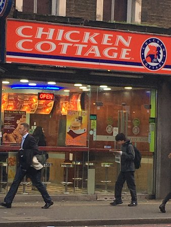 Photo0 Jpg Picture Of Chicken Cottage London Tripadvisor