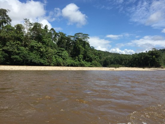 Zamora-Chinchipe Province, Ekwador: Nangaritza River