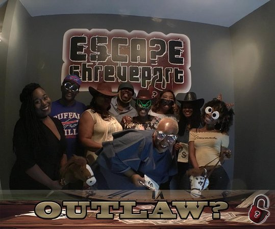 Escape Room Shreveport