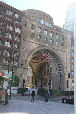 Zdjęcie Boston Harbor Hotel
