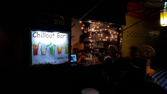 Chill Out Bar