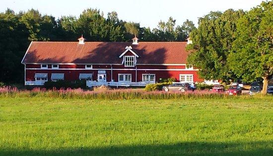 Hjo, Svezia: Framsidan