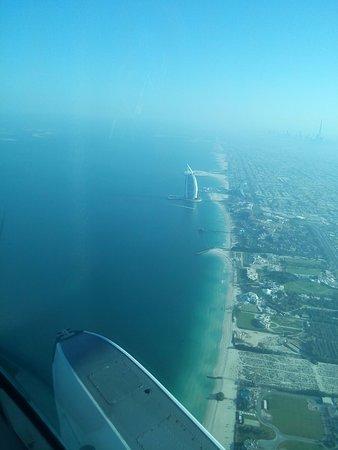 Seawings Seaplane Tours: Dubai seashore