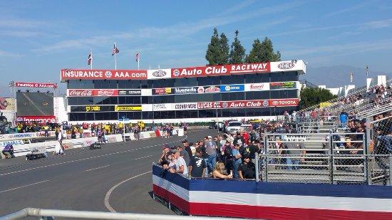 Pomona, CA: 2017 NHRA World Finals