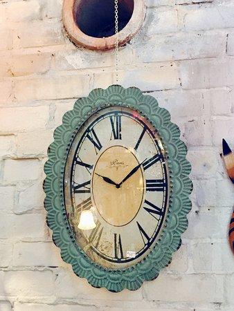 ДеЛанд, Флорида: clock