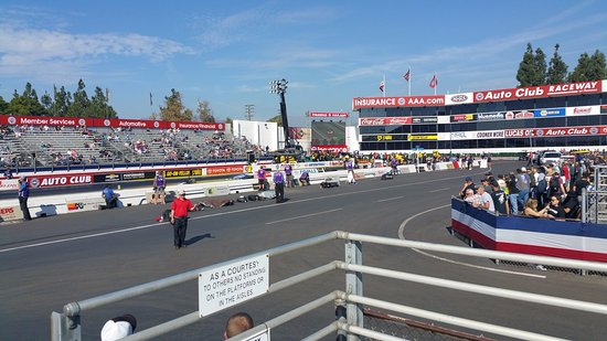 Pomona, Californien: 2017 NHRA World Finals