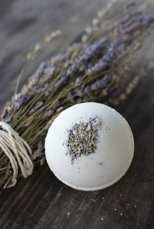 Positive Attraction Soaps: Herbal Bath Bombs