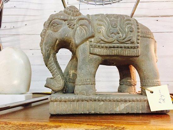 DeLand, Floryda: elephants my fave!