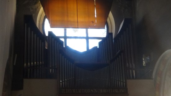 Duomo dei SS. Giovanni e Paolo: Duomo SS Giovanni e Paolo - Church organ