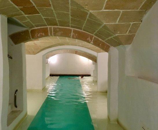 Hotel Tres Sants: Spa- aguas termales