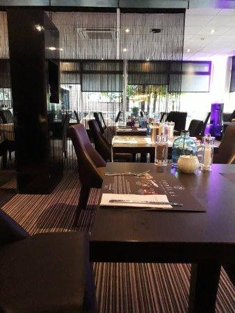 Delden, The Netherlands: Ontbijtruimte en restaurant.