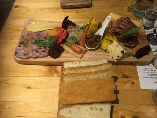 Lynden, WA: The Picnic Drizzle Board
