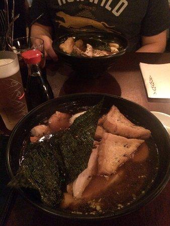 Yamamori Noodles : Yamamori Ramen
