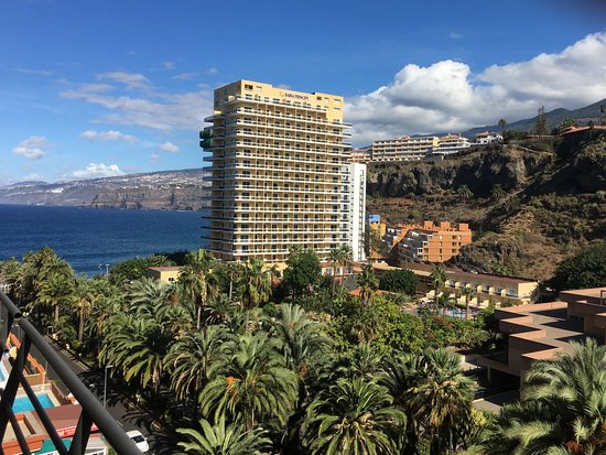 Be Live Experience Orotava: View to the sea from our balcony