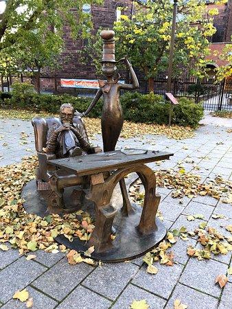 Dr. Seuss National Memorial Sculpture Garden: Sculpture garden