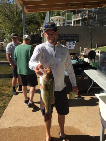 Lake Ozark, MO: Big Bass Bash Weigh In