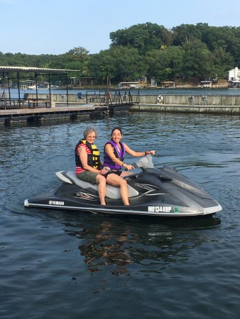 Lake Ozark, MO: PWC Rental