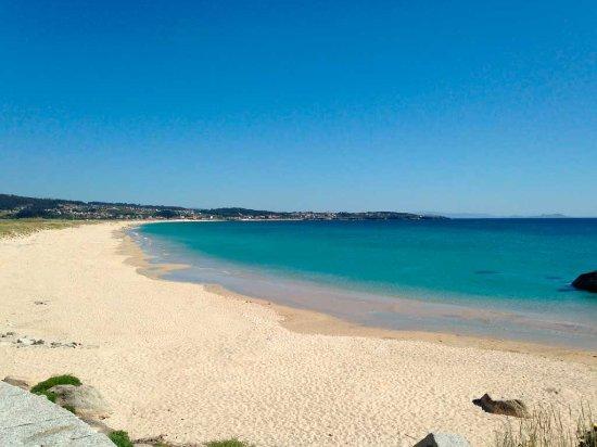 Playa Lanzada: пляж