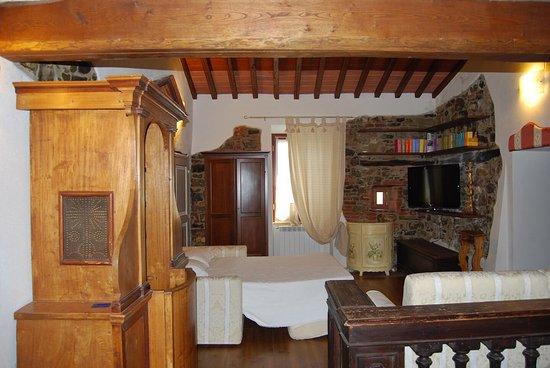 Civitella in Val di Chiana , Italia: Castello di Civitella