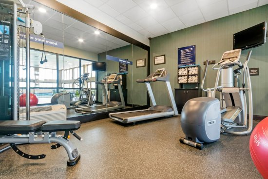 Hampton Inn Richmond : Fitness Center