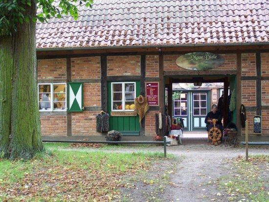 Rehna, เยอรมนี: Cafe in der Nachbarschaft