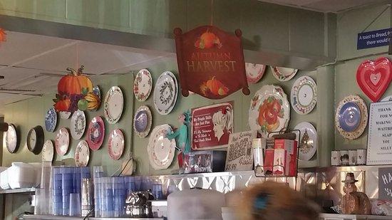 Monrovia, كاليفورنيا: Early 50's decor